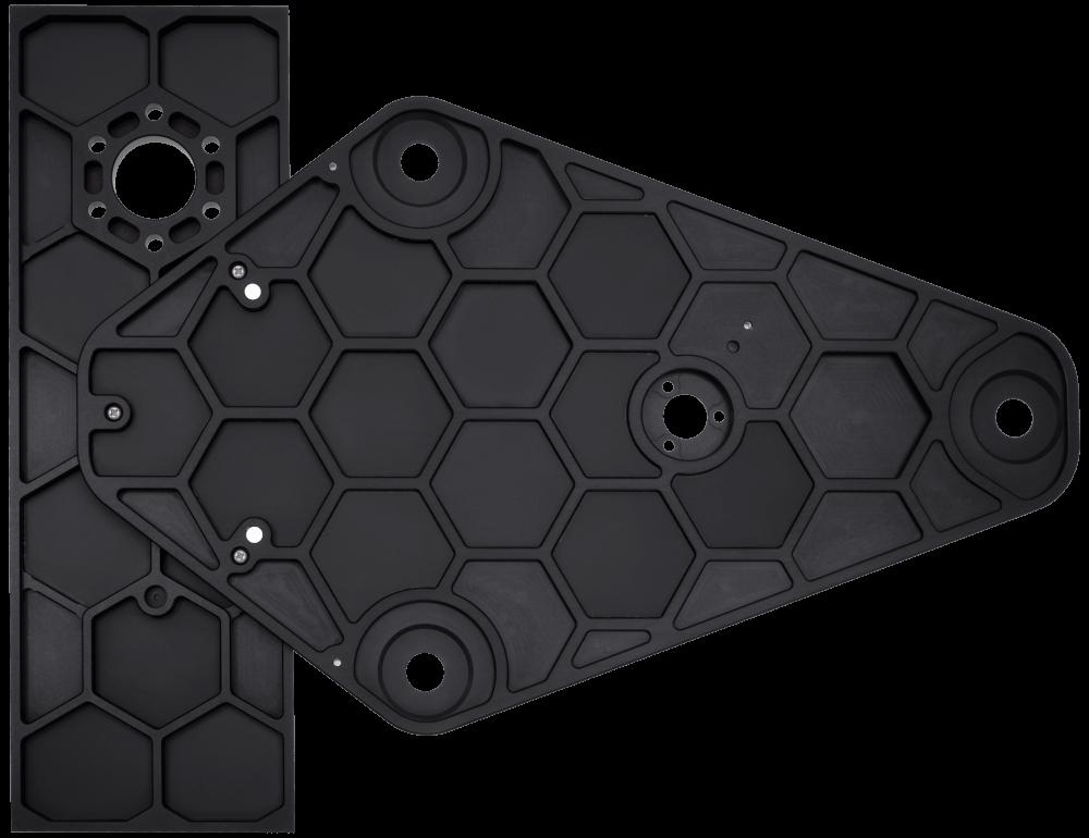 SERENE II Alto Sub chassis and Arm Board_12
